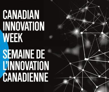 canadian innovation week banner